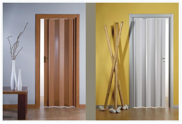 Porte a Soffietto in PVC - SU MISURA - OFFERTISSIMA | eBay
